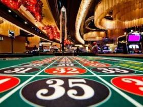 blackjack table casino